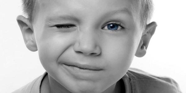 اختلال تیک در کودکان